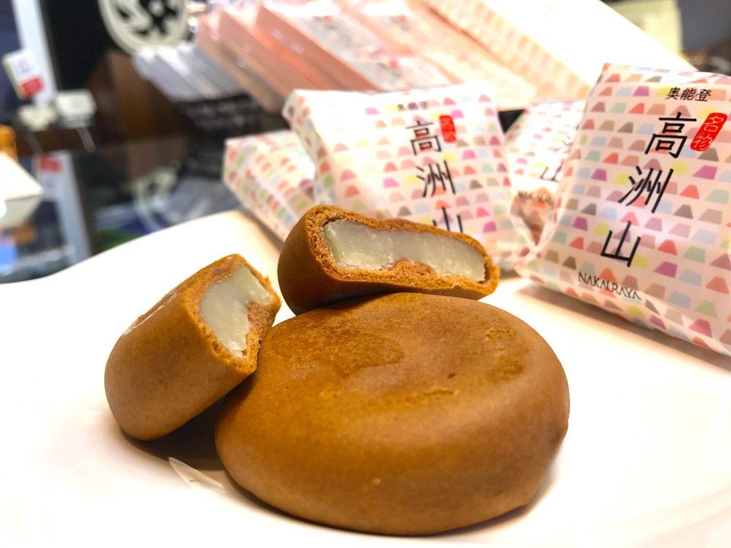 高洲山が令和元年を機に50年ぶりに「乳菓」として改良発売